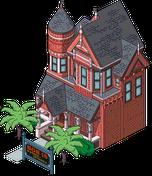 Bob's Victorian House Flipped Menu