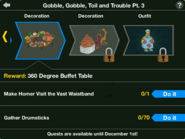 Gobble, Gobble, Toil and Trouble Pt. 3