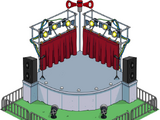 Open Air Stage
