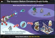 Invasion before xmas guide