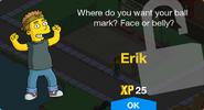 Erik Unlock Screen