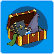 Treehouse of Horror XXVIII Event Store Icon