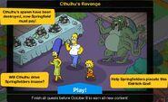 Cthulhu's Revenge 2019 Event Guide
