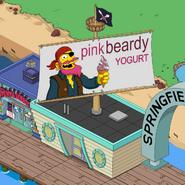 Pinkbeardy Yogurt animation