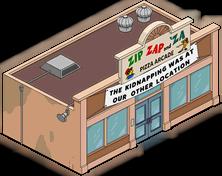 Zip Zap and 'Za