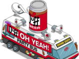 Duff Party Bus