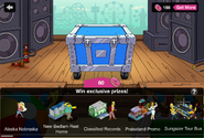 Summer Concert Magic Box Full Screen