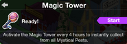 Magic Tower Activation
