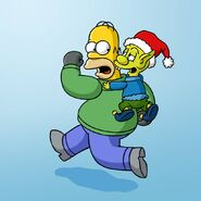 Simpsons-christmas-214-icon