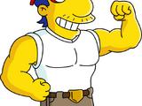 Muscular Milhouse