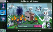 SciFighter Minigame Guide