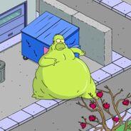 Gelatinous Homer Going On Hunger Rampage (2)