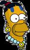 Mayan Homer Icon.png