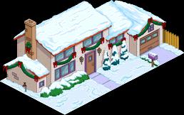 Christmas Sanjay's House
