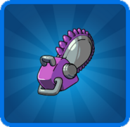Daily Challenge Rubber Chainsaws
