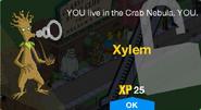 Xylem Unlock Screen