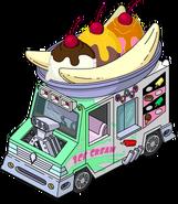 Ice Cream Truck Flipped Menu