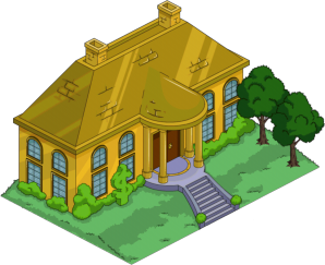 Mansion of Solid Gold