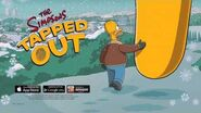 The Simpsons Tapped Out - Holiday Update Trailer 2013