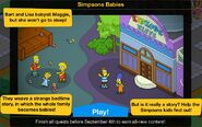 Simpsons Babies 2019 Event Guide