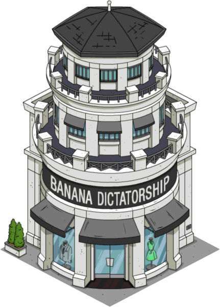 Banana Dictatorship