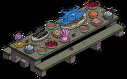 Blargsgiving Table Menu