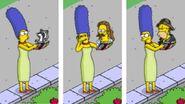 Marge Re-reading Her Novel