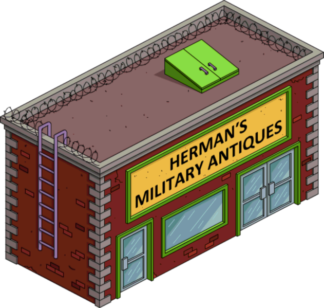 Herman's Military Antiques