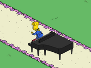Mozart Playing the Piano2
