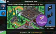 Old Ruins Dig Guide