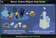 Burns Casino Players Club Guide