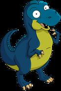 Baby T-Rex Unlock