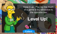 Level 26 Message