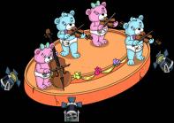 Animatronic Bears