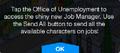 Job Manager Tap