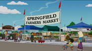 Springfield Farmers Market in the show