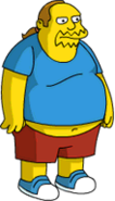 Comic Book Guy Menu