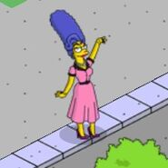 Glamazon Marge Werking It (2)