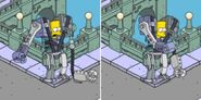 Cyborg Bart Experiencing System Malfunctions (1)