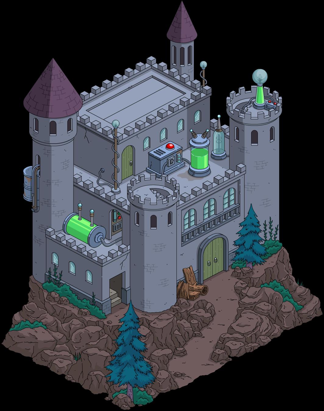 Monster's Castle