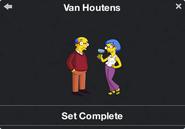 Van Houtens Character Collection