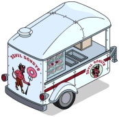Devil Donuts Cart