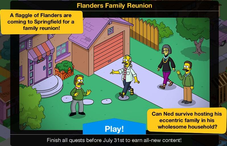 Flanders Family Reunion 2019 Event