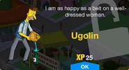 Ugolin Unlock Screen