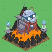 Death Mountain animation