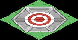 Parachute Target