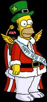 Holiday Homer