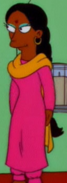 Manjula in the show