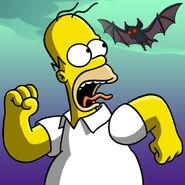 Treehouse of Horror XXVII Event App Icon