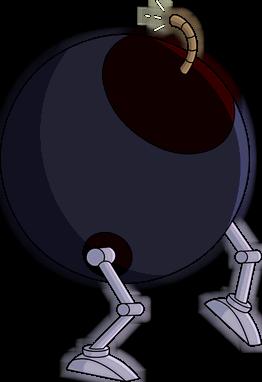 Animatronic Bomb